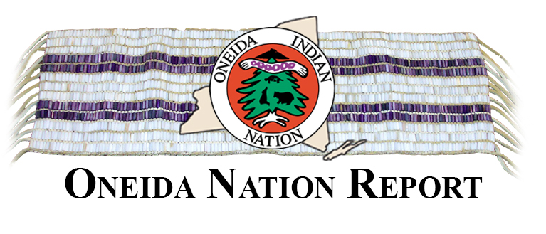 Oneida Nation Report Digital Newsletter
