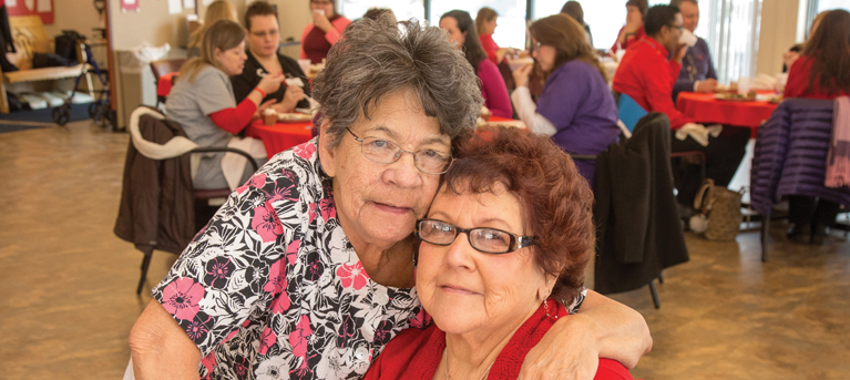 Healthy Heart Luncheon Entertains, Educates