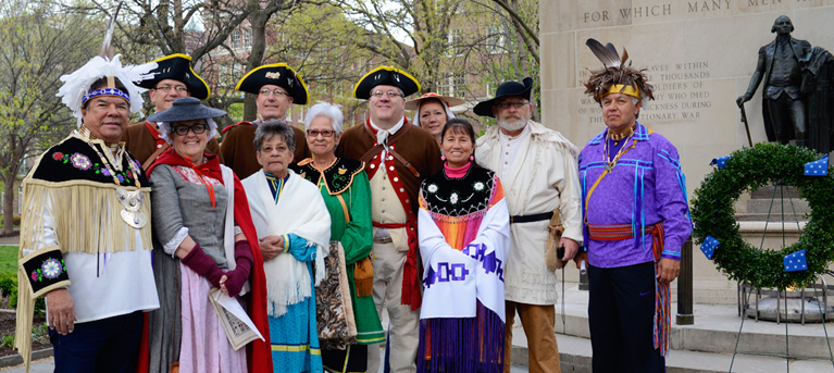 Oneida Nation Celebrates Opening of Museum of the American Revolution