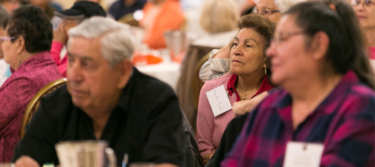 Healthy Living, Positive Thinking at the Heart of Annual Elders Conference
