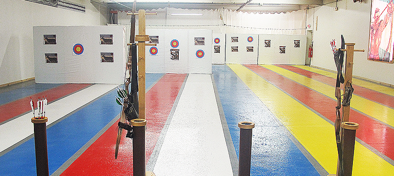 Oneida Indian Nation Partners with Oneida YMCA to Bring Archery Programs to the Community at the Oneida Heritage Center in Sherrill