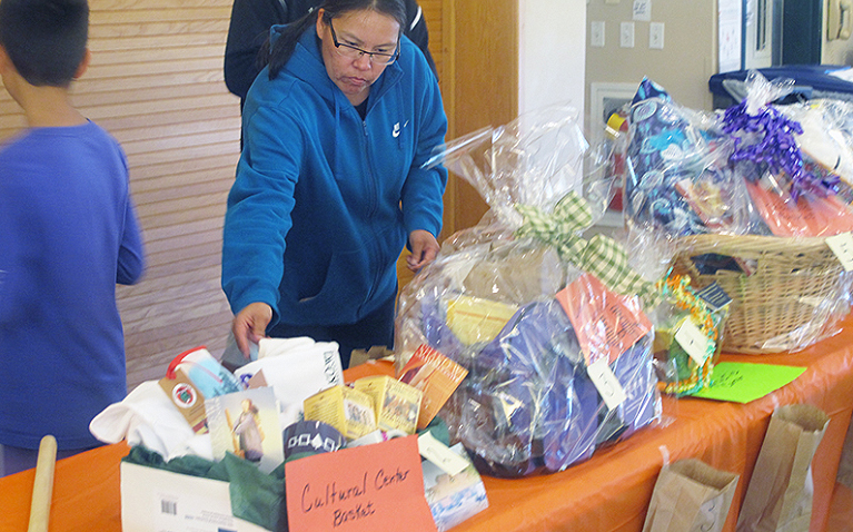 Elders Host Successful Craft and Bake Sale