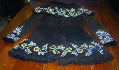 Baldwin Deerskin Coat