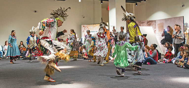Celebration Highlights Indigenous Culture, Oneida Role in Founding of United States
