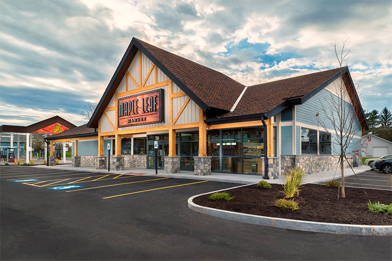 Oneida Nation Announces the Grand Opening of its First Maple Leaf Market, a New Brand of Convenience Stores Focused on Fresh, Made-to-Order Food