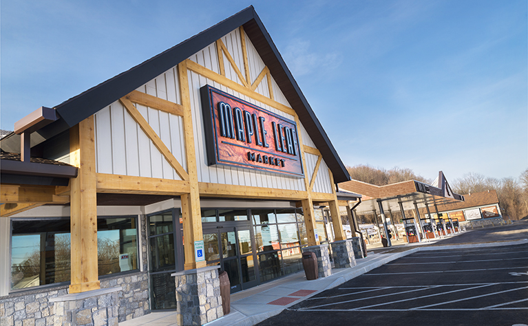 Oneida Indian Nation Announces the Grand Opening of its Second Maple Leaf Market Store