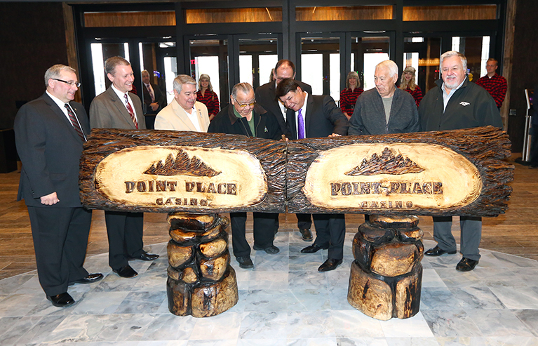 Oneida Indian Nation's New Point Place Casino Draws Impressive Crowd for Successful Grand Opening Celebration