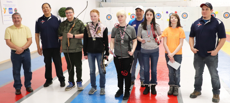 Warrior Archery Hosts First Local Tournament