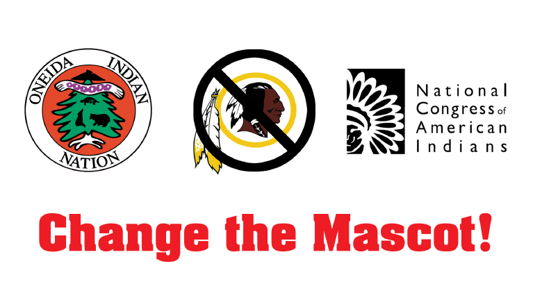 Change the Mascot Praises Robert Wood Johnson Foundation for Taking a Strong Stand Against Racist Washington NFL Team Name and Mascot