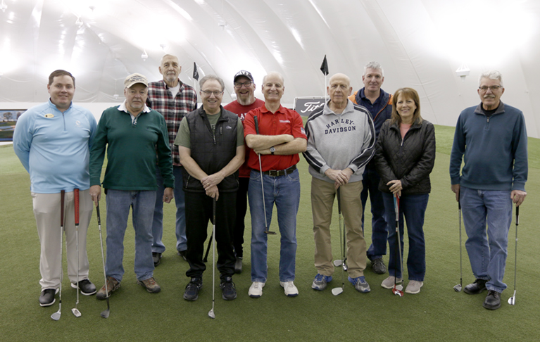 Record Number of Upstate New York Veterans Participate in Oneida Indian Nation's Free Golf Lessons