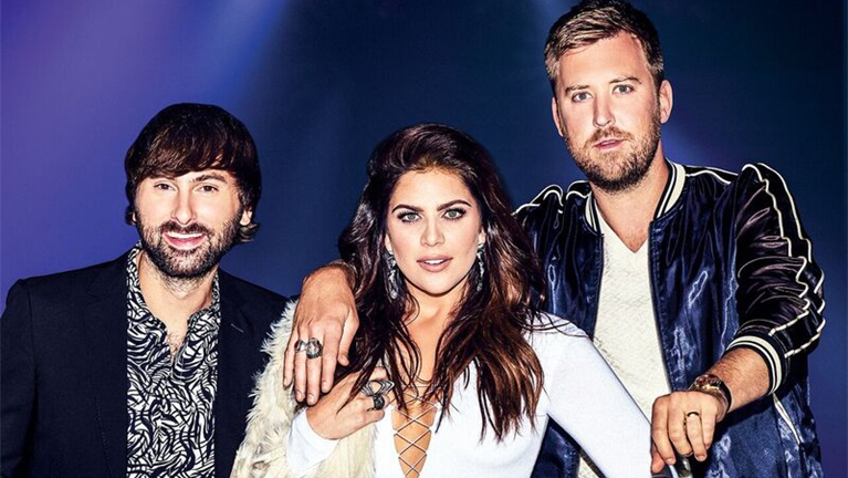 Lady Antebellum to Perform in New York at Turning Stone on Saturday, August 3