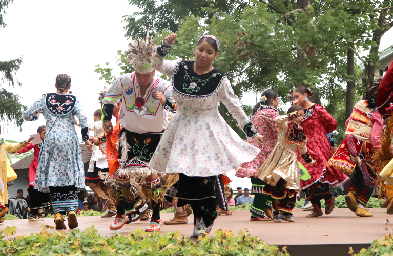 Oneida Excels at Turning Stone, Embraces Culture