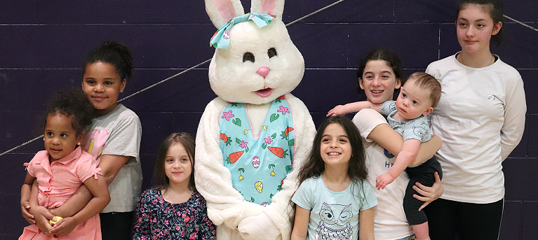 Annual Egg Hunt Brings Family Fun