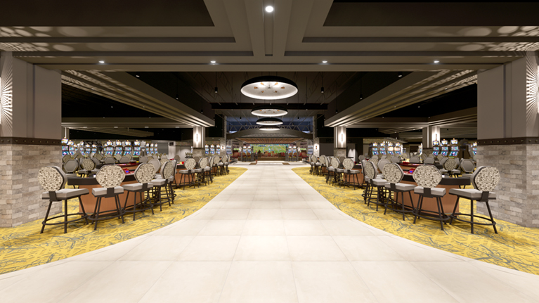 Oneida Indian Nation Announces Major Reinvestment in Yellow Brick Road Casino on Venue's Fourth Anniversary