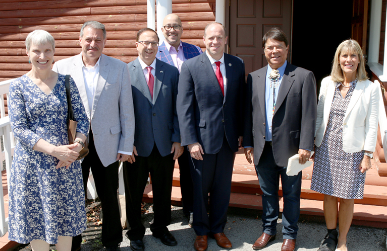 Nation Hosts New York State-Native Relations Committee