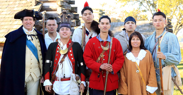 Oneida Indian Nation Partners With National Park Service on New Film for Valley Forge Visitor Center