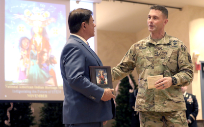 Fort Drum National American Indian Heritage Month Observance