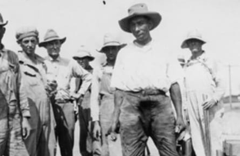 The Mystery of 'Indian Jim' Brown