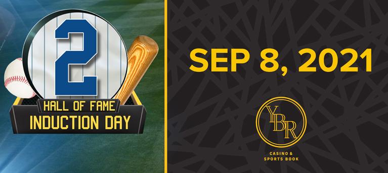 YBR Casino & Sports Book to Host Derek Jeter Hall of Fame Induction Day Celebration, Wednesday, September 8
